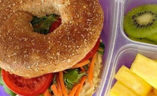 Toufayan Bakeries Hummus Smartbagel