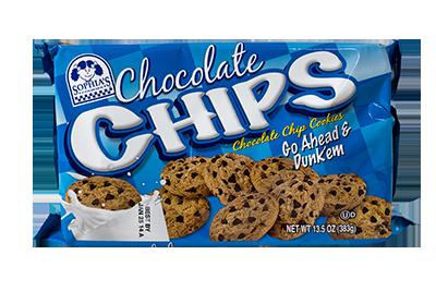 Sophias Chocolate Chip Cookies