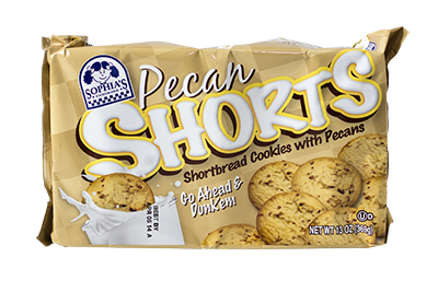 Sophias Pecan Shorts Cookies