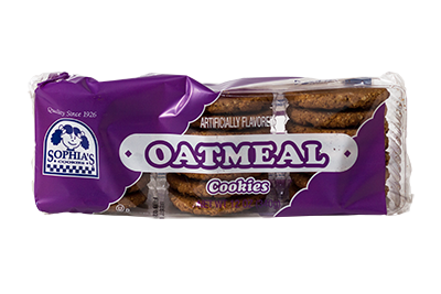 Sophias Oatmeal Cookies