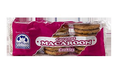 Sophias Coconut Macaroon Cookies