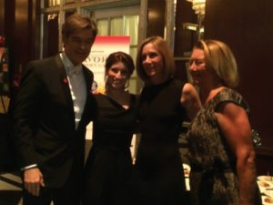 Toufayan Bakeries and Dr. Oz at Healthcorps 2014