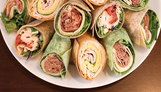 Toufayan Bakeries Assorted Gluten Free Wraps