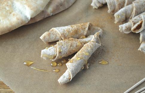 Sweet Pita Bread Rugelach