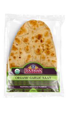 wholewheat vegan naan bread