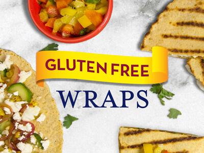 Toufayan Gluten-Free Wraps