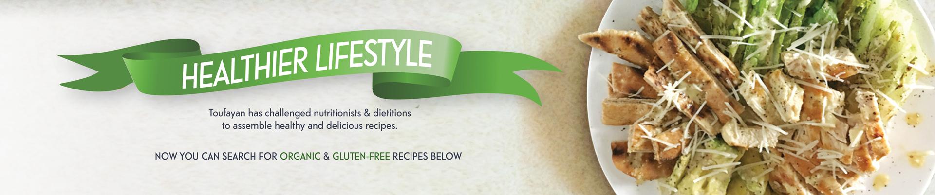 Toufayan Recipes - Healthier Lifestyle