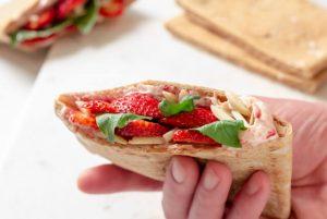 Strawberry Basil Smart Pockets™