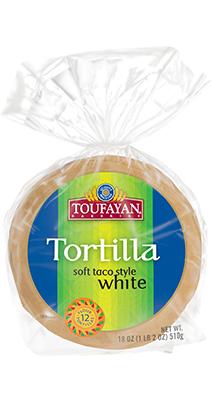 Toufayan-White-Tortilla